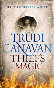 Cover of Thief's Magic by Trudi Canavan