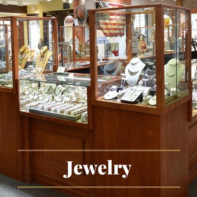 Breckenridge Jewelers Jewelry