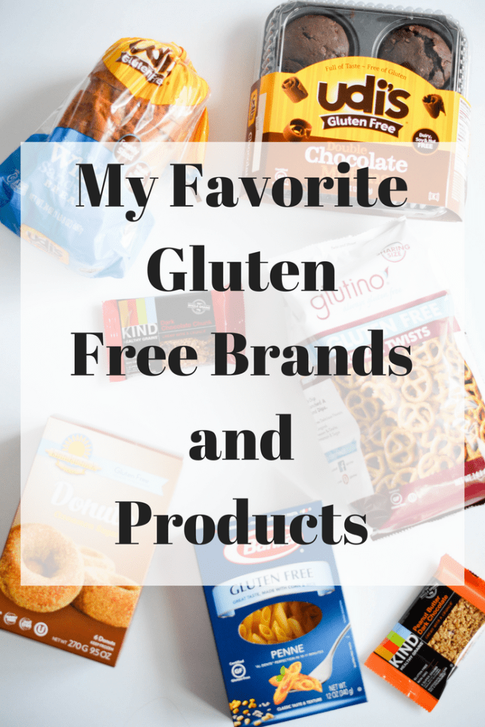 My Favorite Gluten Free Brands andProducts- Breezing Through @breezingthrough