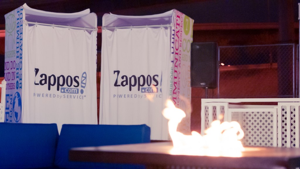 zappos friends with benefits road show