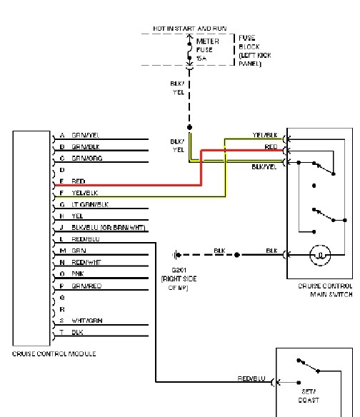 Wire Diagram Mazda 323 standard electrical wiring diagram