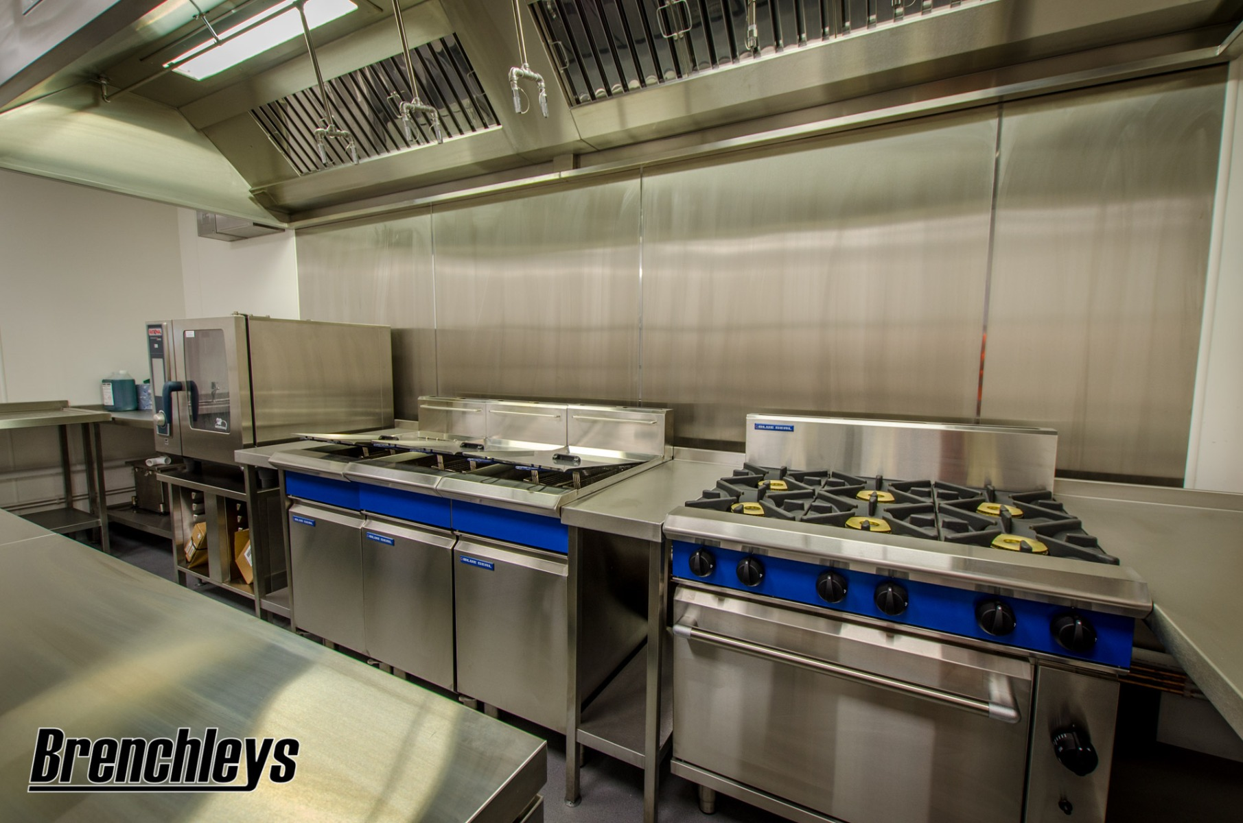 Commercial Kitchen 3d Design Brenchleys Catering Equipment Cookware Design