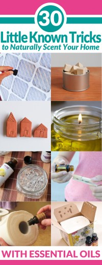 30 Ways to Naturally Scent Your Home with Essential Oils