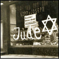 Jewish business boycott in Germany: April 1933