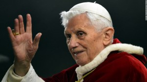 Pope Benedict Waiving