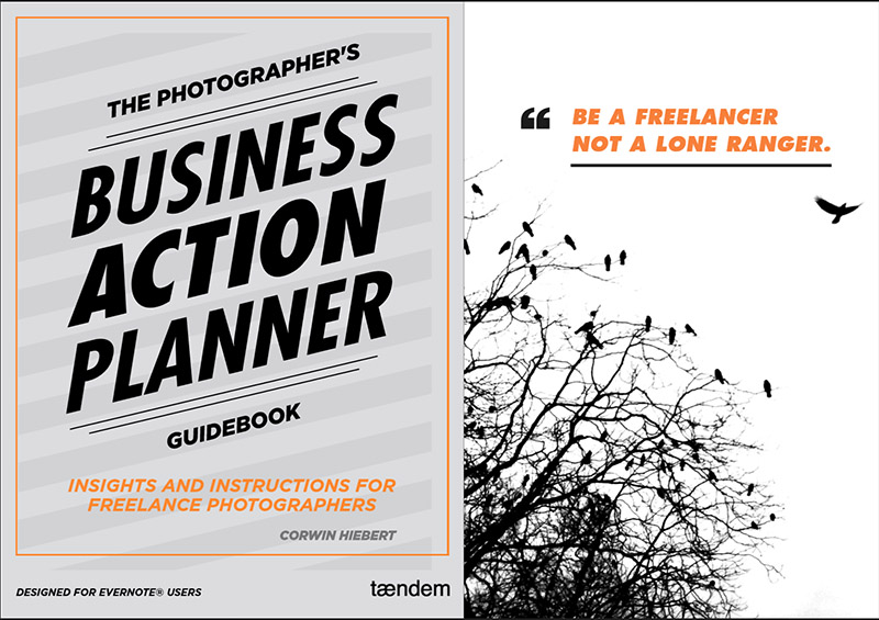 PP22 \u2013 Photography Business Action Planner with Corwin Hiebert (Part - Photography Business Plan