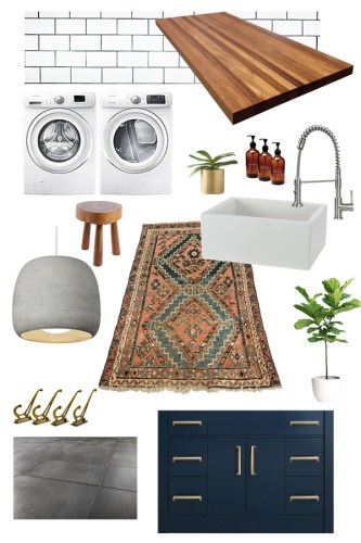 One Room Challenge Week 1 :: The Plans