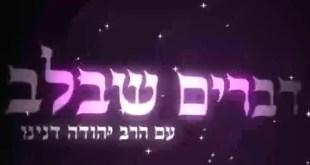 דברים שבלב – מלכות יהודה – הרב יהודה דנינו