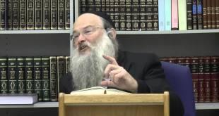 הרב טייכנר- תורה א' ליקוטי מוהרן תינינא חלק 3 מתוך 3