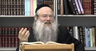 הרב טייכנר- על פרשת נח חלק ג'