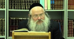 """הרב טייכנר- תורה  כ""""א, אות ד'  חלק ב"""