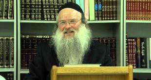"""הרב טייכנר- על חג השבועות תשע""""ד- חלק א"""