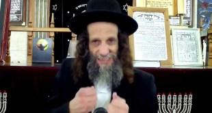 הרב עופר ארז-פורים-סוד ראש השרביט