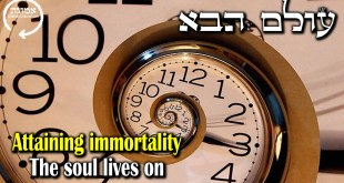 Attaining immortality | The soul lives on