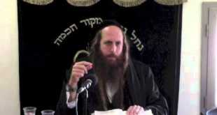 Li'kutay Moharan 33 Seeing that everything is good by conquering the Yetzer Hara 1-30-2014