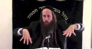 Li'kutay Moharan 34 Come to HaShem with your point of truth  4-4 -2014