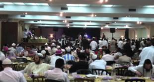 Purim 5774- Purim with Harav Shalom Arush