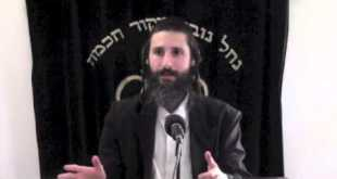 Rabbeinu Tam's Tefillin with Rabbi Yehoshua Goldstien | Torah Shiur