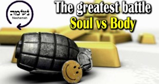 The Greatest battle   Soul vs Body