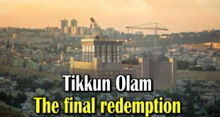 Tikkun olam | The Final Redemption