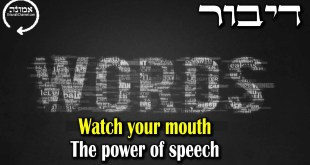 Watch your mouth | The power of speech
