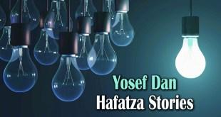 Yosef Dan | Hafatza Stories