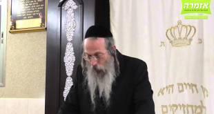 הרב אליהו גודלבסקי – מה יביא את הגאולה – שיעור מלא