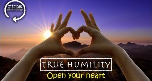 True Humility | Open your Heart
