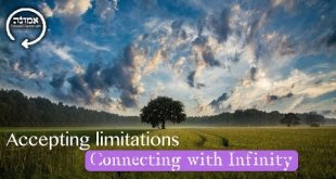 Accepting limitations | Connecting to Infinity
