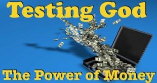 Testing Hashem  The Power of Money   Tithing (Maaser)