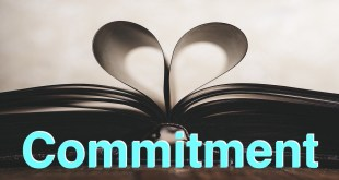 Commitment to the Creator   A Desire to Serve