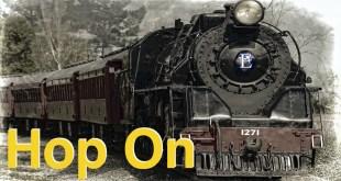 Choose Life | Hop On the Emunah Train