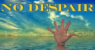 No Despair | Never Giving Up On Anyone