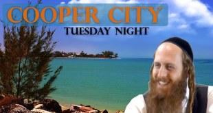 Rav Dror Florida Tour | Lecture #1 | Cooper City