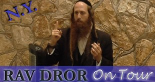 Rav Dror on Tour – Satan's Secret and How to Beat Him Every Time