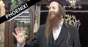 1/28/17 – How To Truly Make God Happy – Must Watch Lecture from Rav Dror at Ahavat Israel, Phoenix