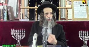 התכלית של ישראל-הכנה לפסח-הרב עופר ארז
