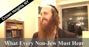 What Every Non-Jew Must Hear! (NY)