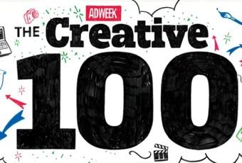 Adweek #creative100 list