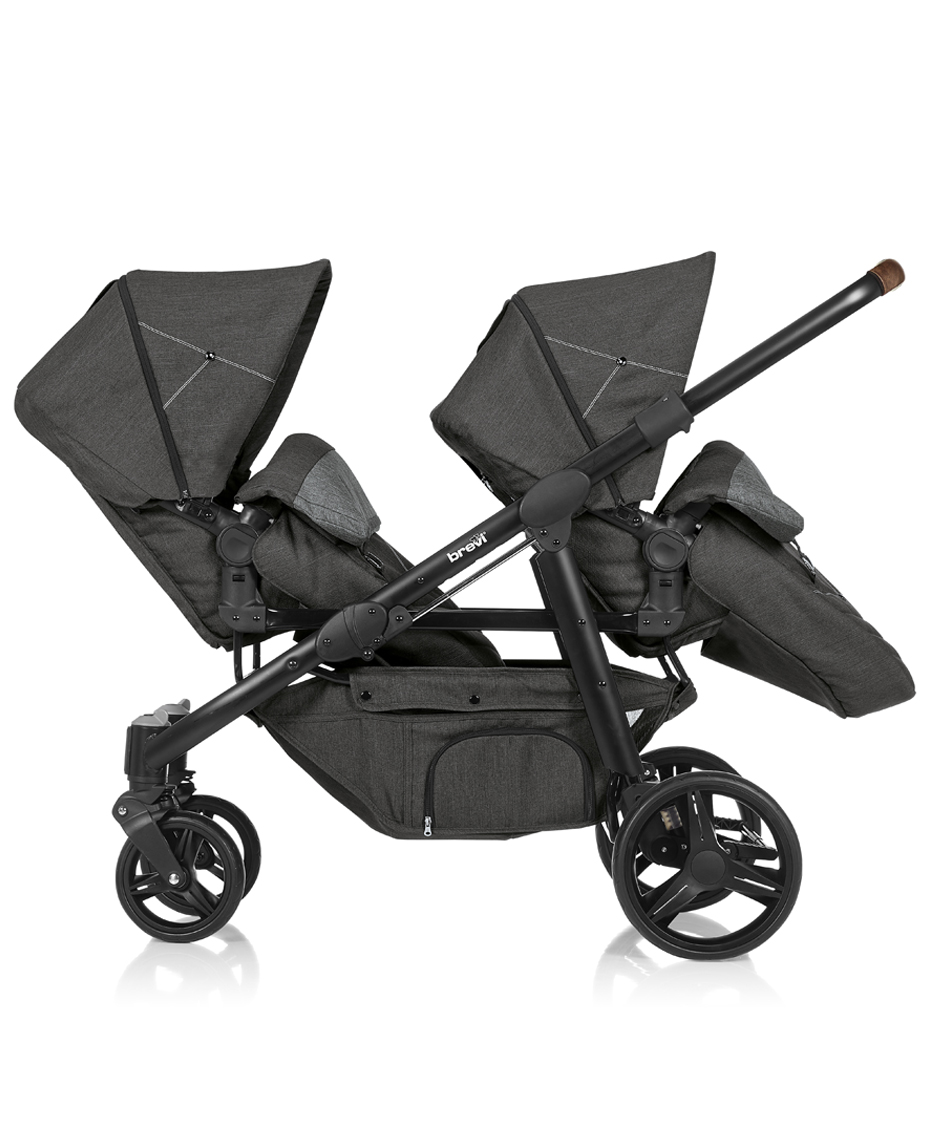 Baby Buggy Mercedes Ovo Twin Stroller Sito Brevi