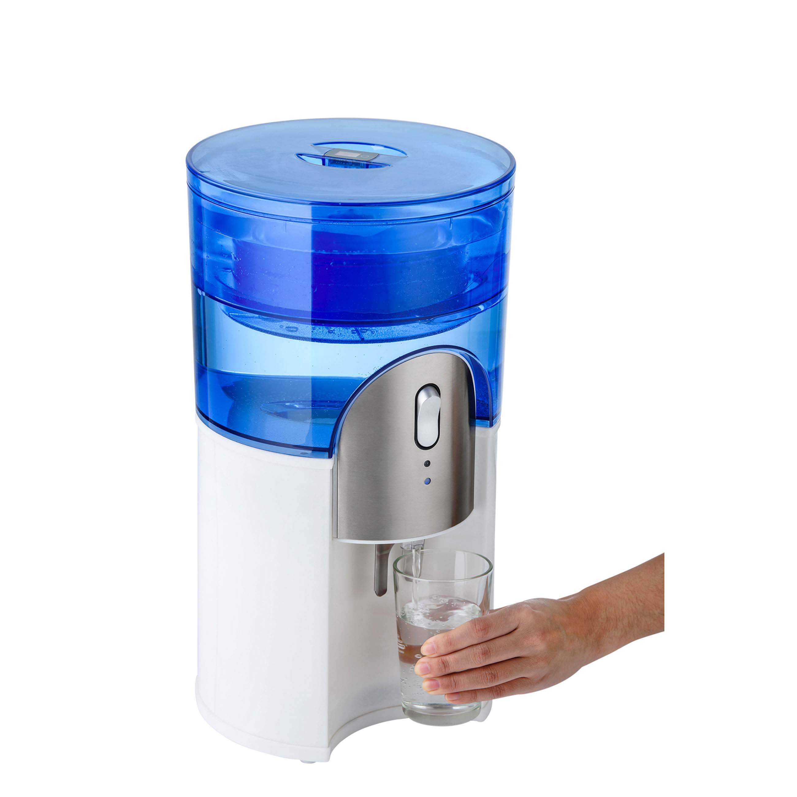 Mini Water Dispenser Desktop Water Cooler Hostgarcia