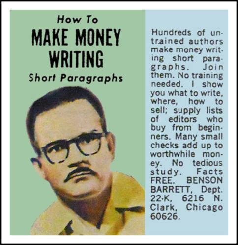 How to Make Money Writing Short Paragraphs BREVITY\u0027s Nonfiction Blog