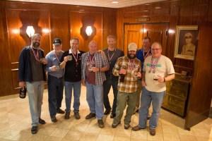 Brew Bros Medal Winners
