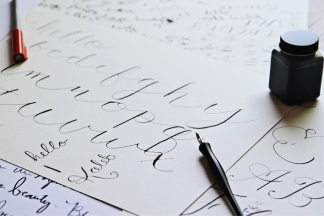 Brewed-Together-Learning-New-Skills-Calligraphy-5