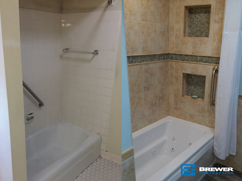Bathroom Remodeling Milwaukee Wi : Bathroom remodeling brewer contracting