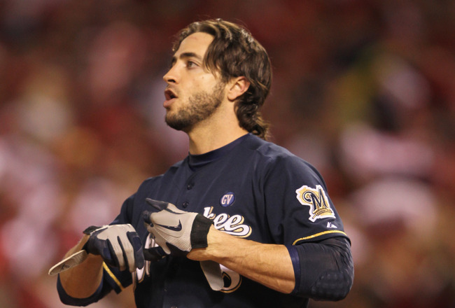 Predicting Milwaukee Brewers' 2012 Opening Day Lineup Without Ryan Braun (1/3)