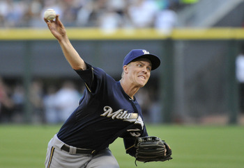 MLB Trade Rumors: 5 Potential Deals to Get Zack Greinke out of Milwaukee (3/4)