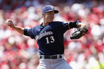 MLB Trade Rumors: 5 Potential Deals to Get Zack Greinke out of Milwaukee (2/4)