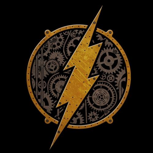 Car Chase Wallpaper Steampunk Flash Logo T Shirt Brian Carnell Com