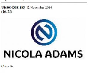 Nicola Adams Hoodies